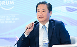 Chairman Frank Ning Attended the 2019 Summer Davos Forum